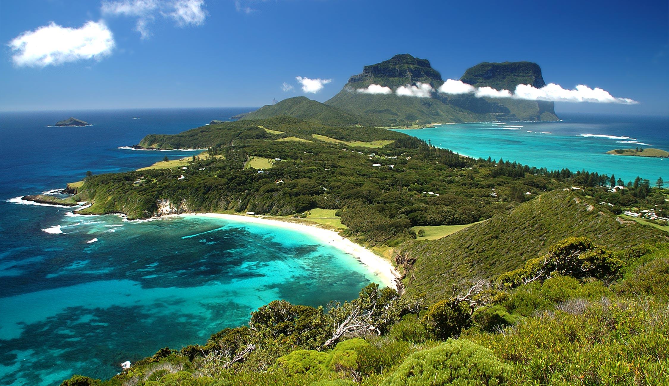 Tours To Norfolk Island From Australia