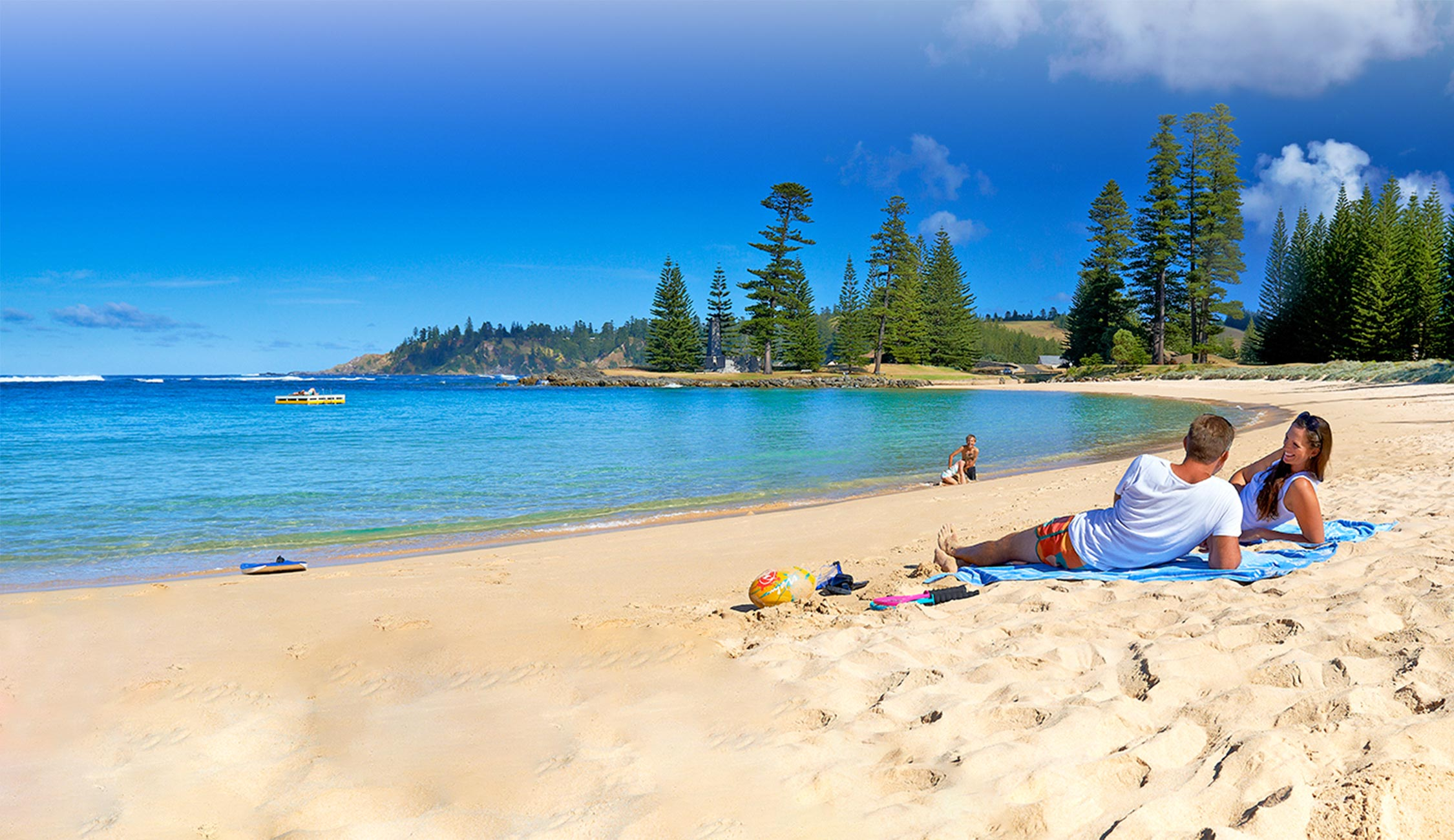 Norfolk Island Beach