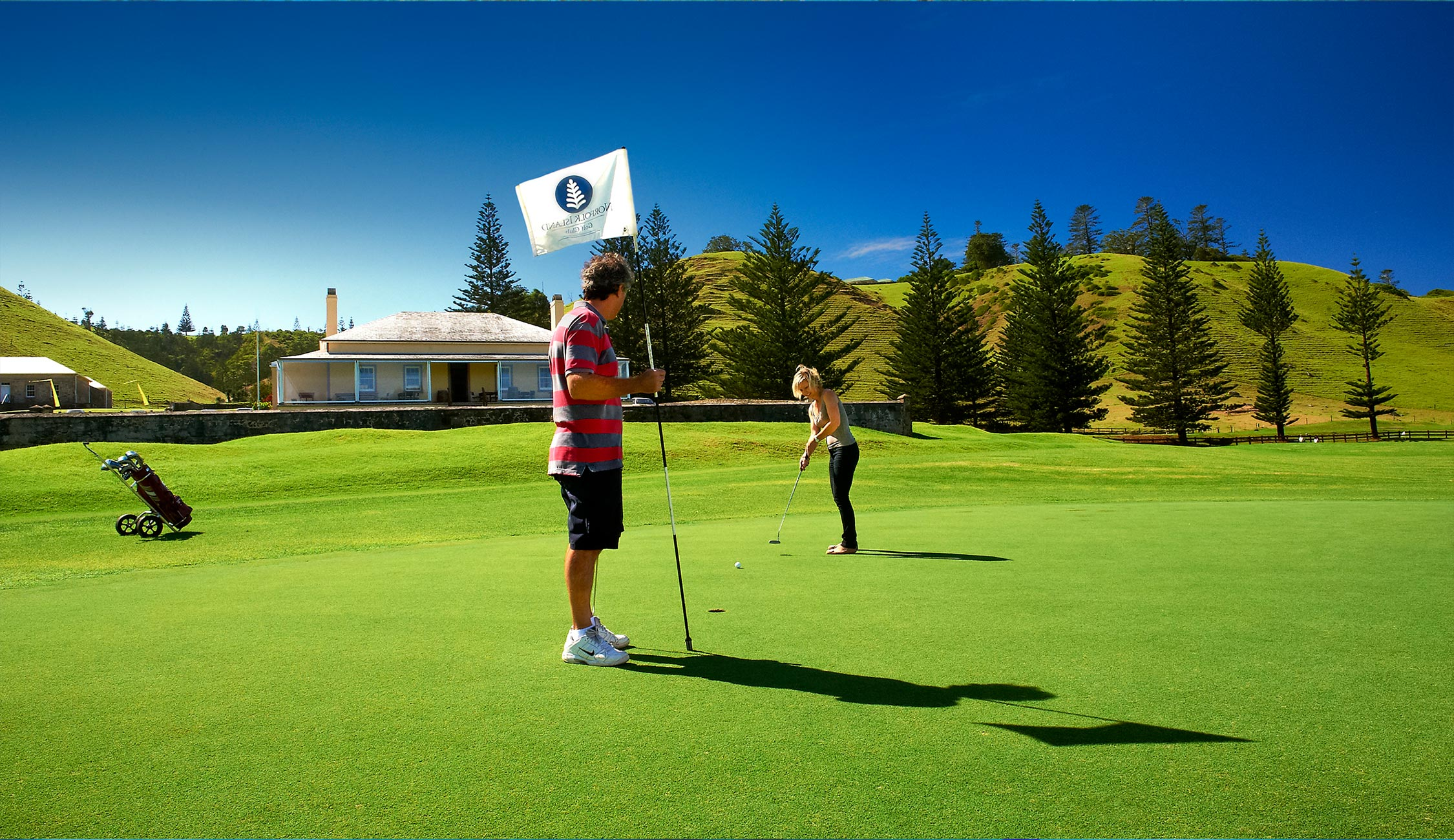 Norfolk Island Golf