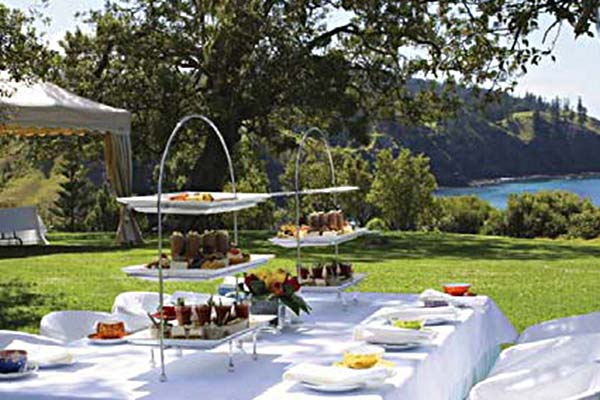 Forresters High Tea