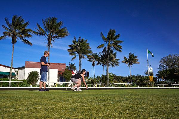 Norfolk Island Bowling Club