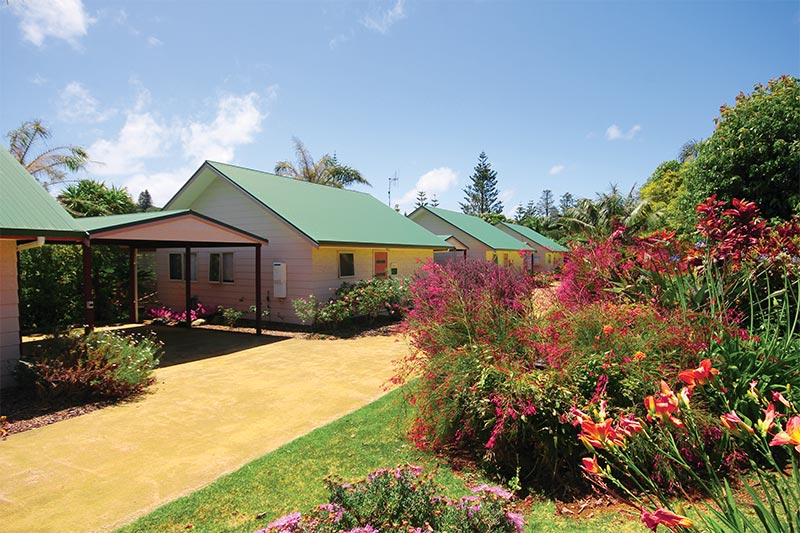 Poinciana Cottages Oxley Travel