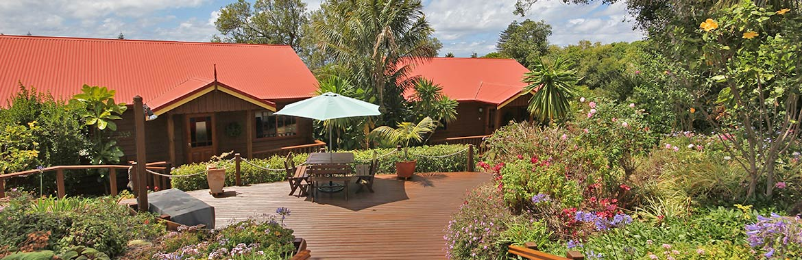 Jacaranda Cottages, Norfolk Island - Book your holiday with Oxley Travel