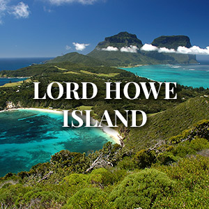 Book your holiday to Lord Howe Island with Oxley Travel