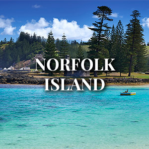 Book your holiday to Norkfolk Island with Oxley Travel