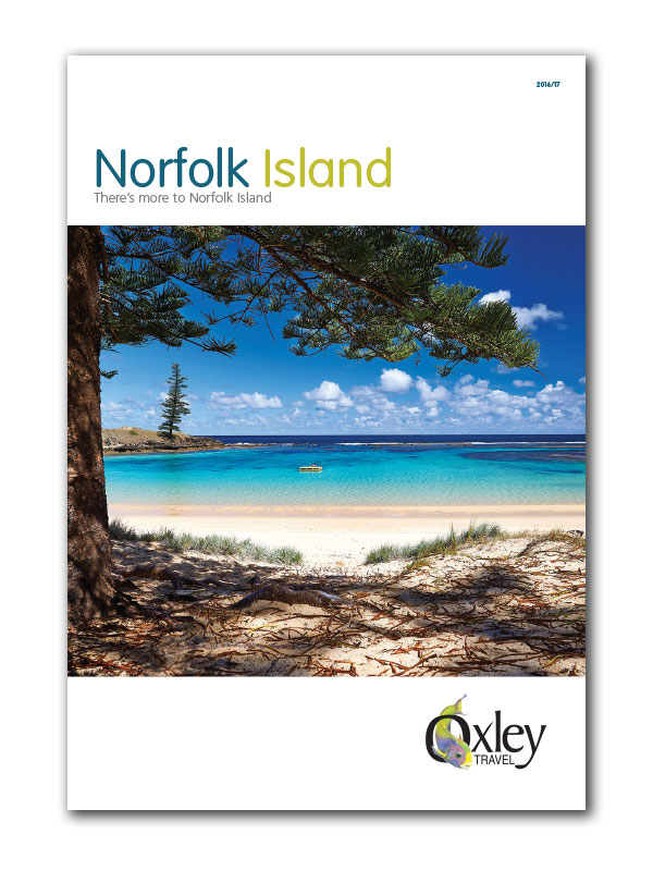 Norfolk Island Brochure Cover
