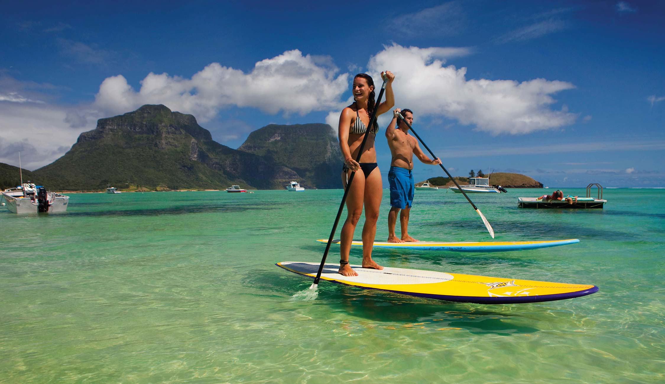 Lord Howe Island Paddle Boards