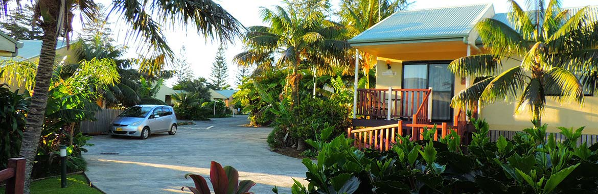 Governor's Lodge, Norfolk Island - Book your holiday with Oxley Travel